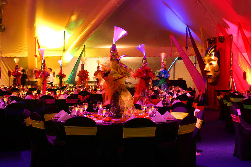 Port Douglas - Sheraton Ball Room - Masquerade
