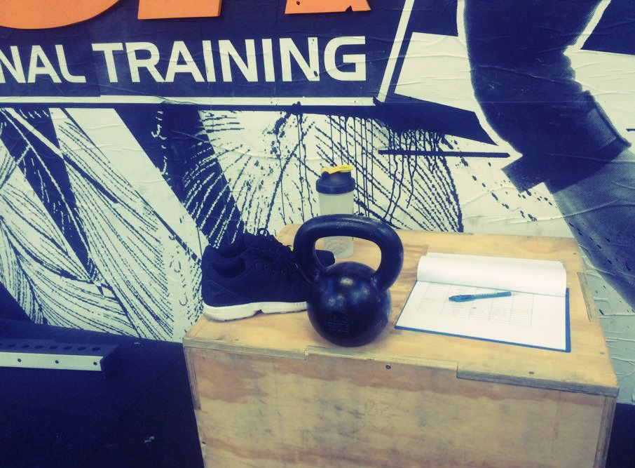 The Kettlebell is a must for me each and every week.
