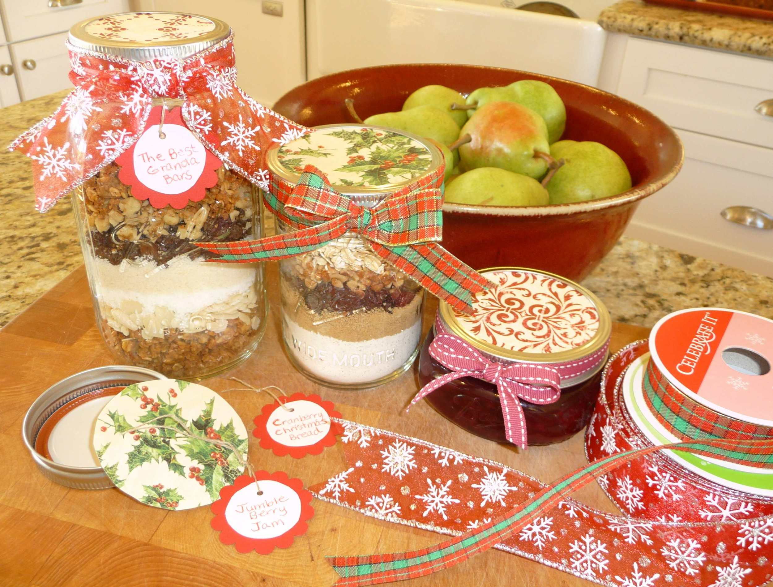 Gifts From The Kitchen Images Of Christmas Gift Recipes Kcraft