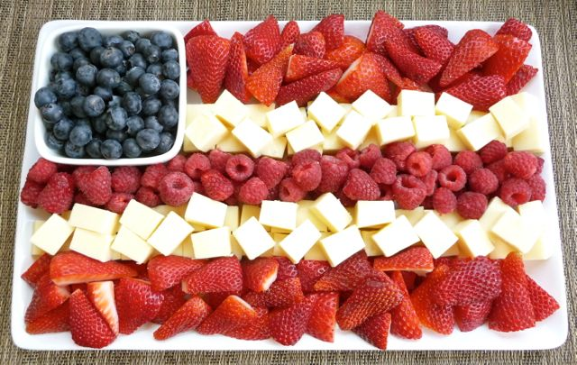 Image result for memorial day picnic platter
