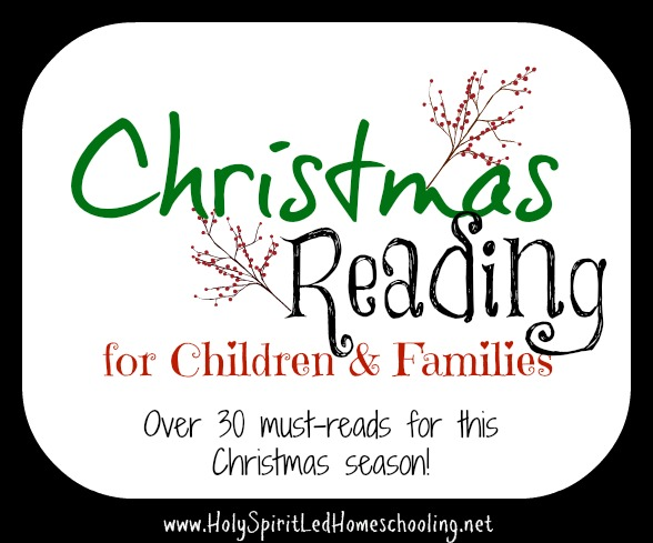 Christmas Books for Children and Families