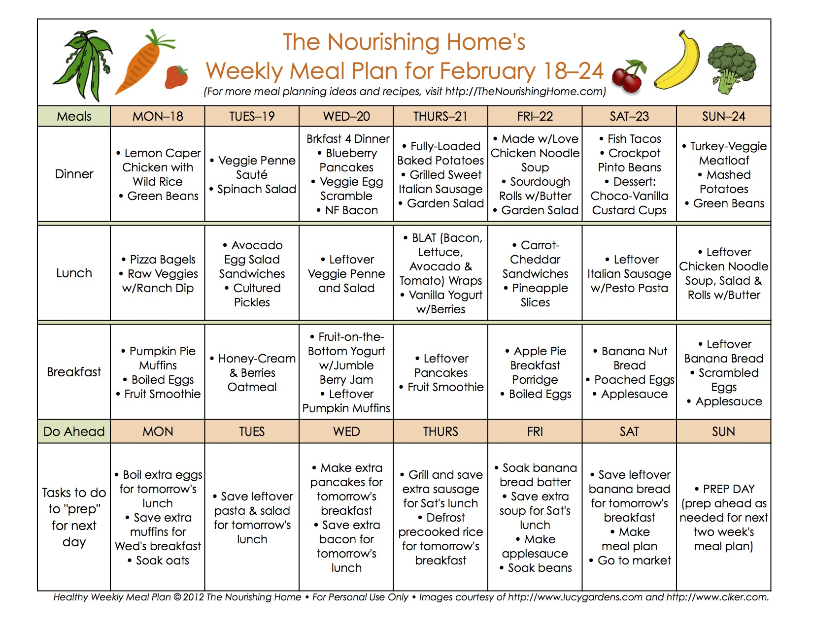 New Meal Plan 41a
