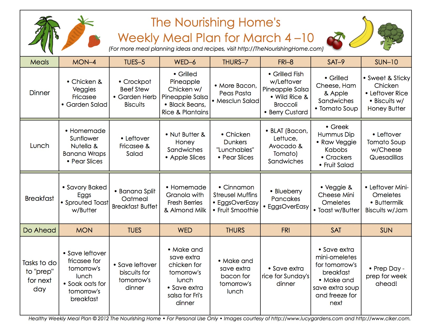 bi weekly meal plan for march 4 17 the better mom