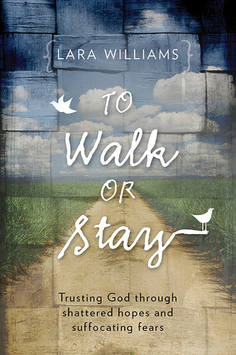 To Walk or Stay ~www.thebettermom.com