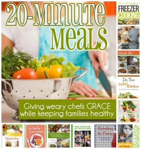 The Ultimate Homemaking eBook Bundle! 97 eBooks for only $29.97! ~www.thebettermom.com