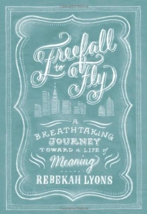 Freefall to Fly {A Breathtaking Journey Towards a Life of Meaning} & Giveaway ~www.thebettermom.com (NOT a bad link)