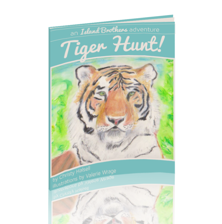 Tiger Hunt Children's Story
