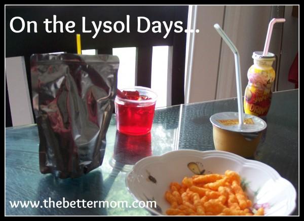 Lysol Days