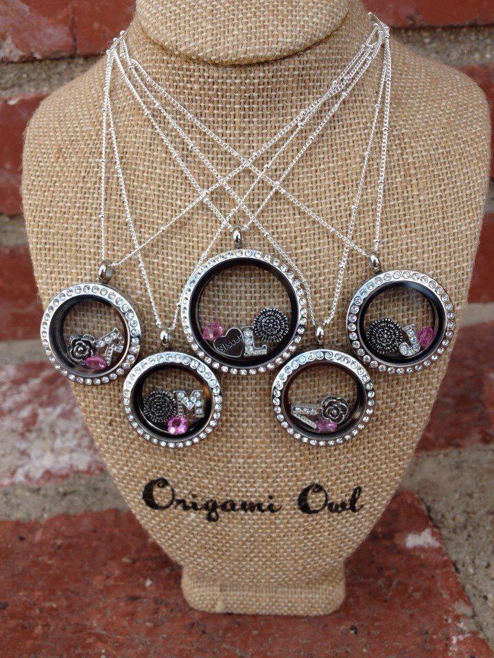 Amazon.com: Sparkle Brazil Jewelry Origami Owl Style Locket ...   960x720