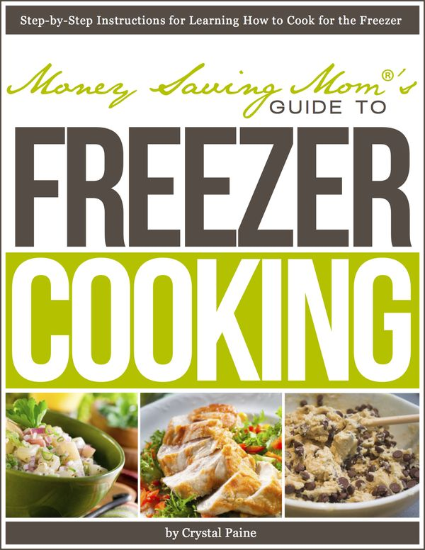 Freezer Cooking for the Family ~www.thebettermom.com