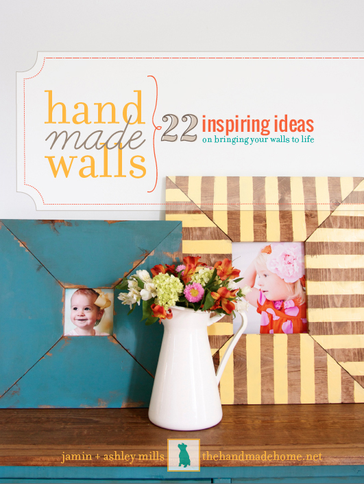 How to Decorate Your Walls ~www.thebettermom.com