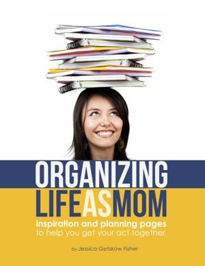 Organizing Life as Mom ~www.thebettermom.com