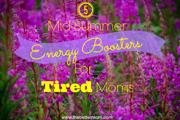 Midsummer Energy Boosters