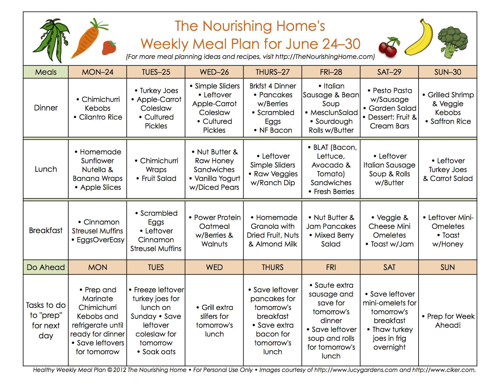 new meal plan 50a