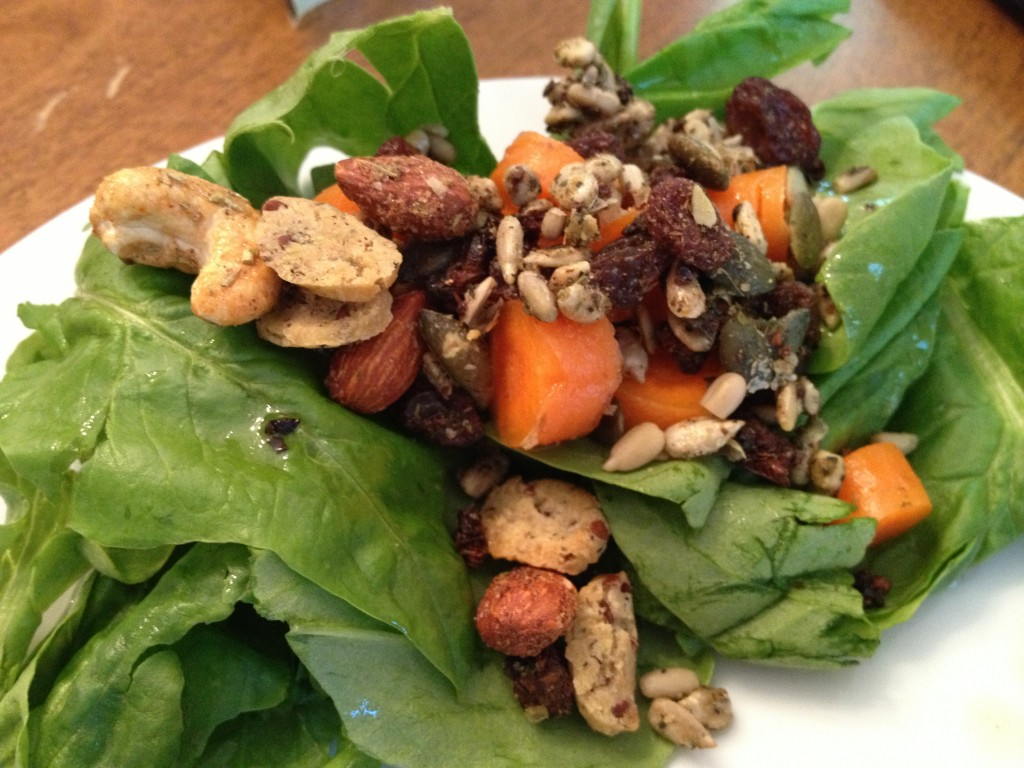 Summer Tuscan Salad {NatureBox} ~www.thebettermom.com (NOT a bad link)