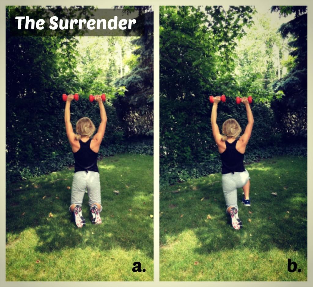 thesurrender