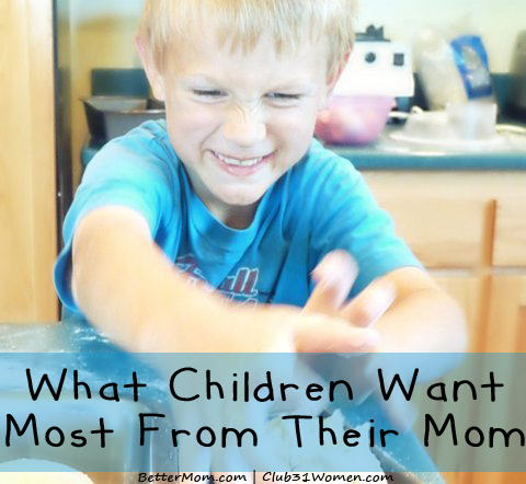 What Children Want Most