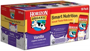 Shelf Safe Milk for an Easy and Nutritious Snack for Kids ~www.thebettermom.com (NOT a bad link)