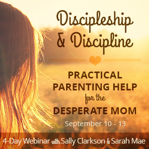 Practical Parenting Help for the Desperate Mom