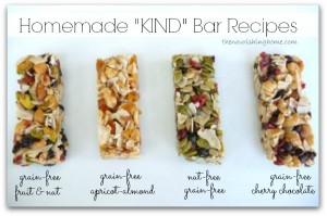 Homemade-KIND-Bar-Recipes-Grain-Free