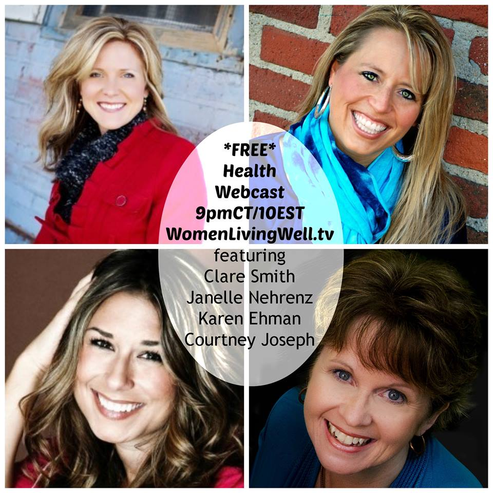 WLW Webcast: Topic-Health | womenlivingwell.tv