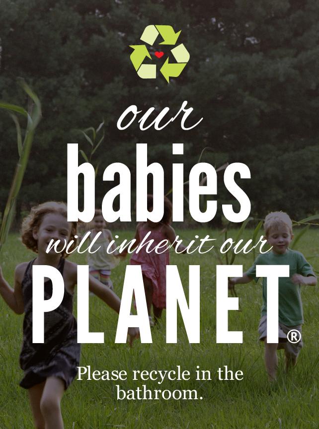babiesinheritplanet
