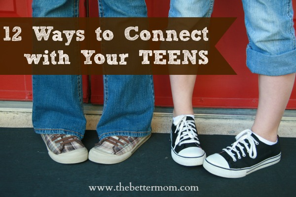 connect with teens