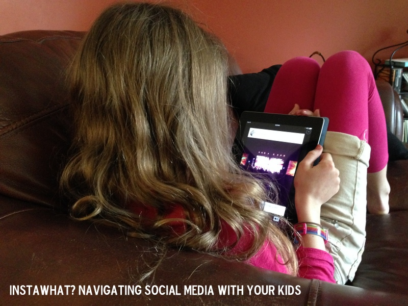 Instawhat? Navigating Social Media with Your Kids