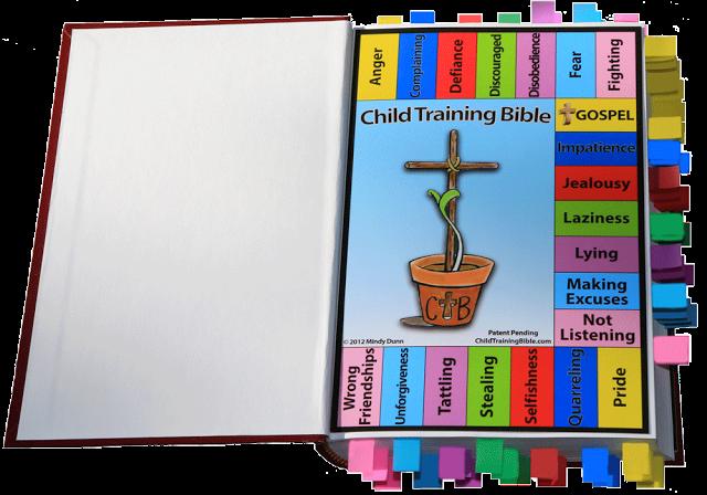 Child Training Bible Kit