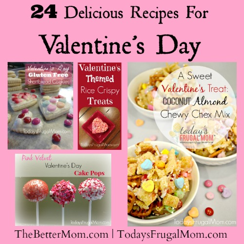 24 Delicious Recipes For Valentine's Day