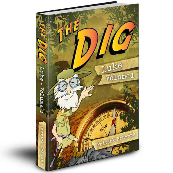 Teaching Your Children the Bible - The Dig for Kids