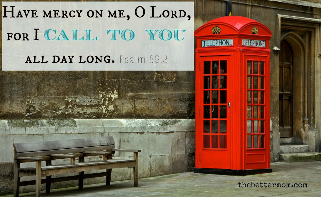 I Call to You