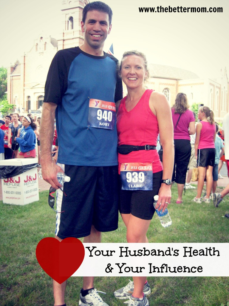 Your Husband's Health & Your Influence