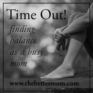 Finding Balance as a Busy Mom