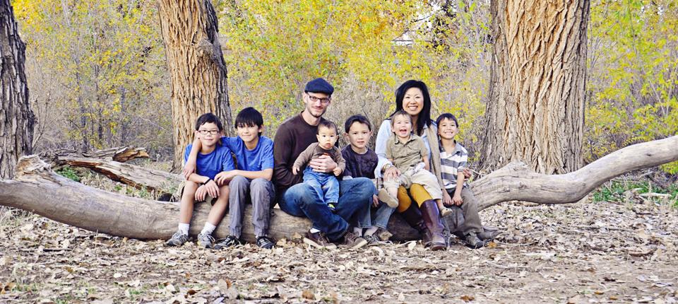 Ruth Simons Family