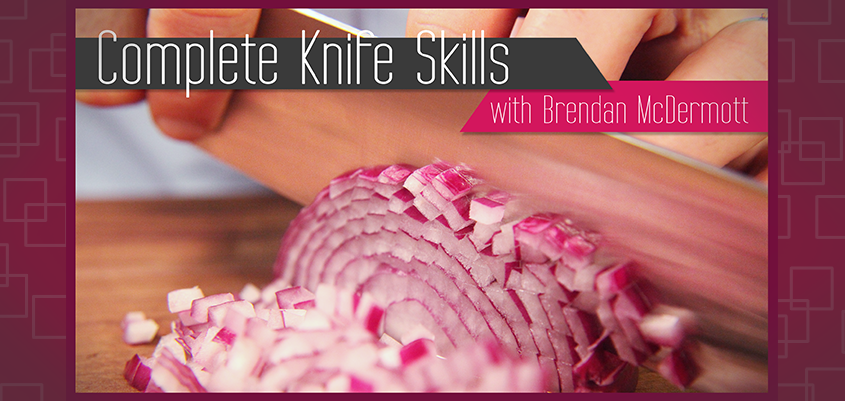 Knife Skills Class - Craftsy and The Better Mom