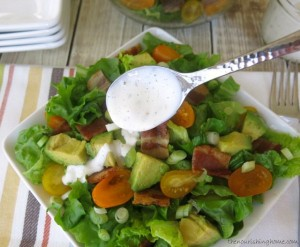 BLT-Salad-wRanch-Dressing