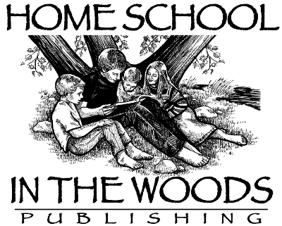 Homeschool in the Woods Logo
