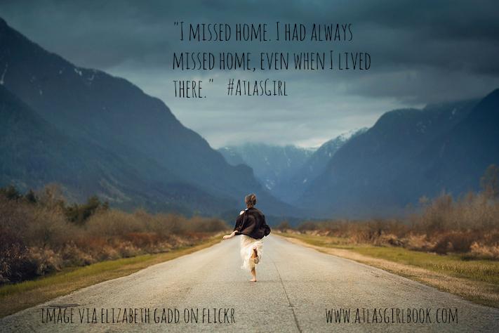 I missed home