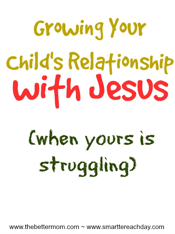relationship with Jesus