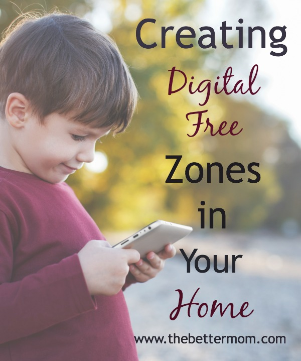 Creating Digital Free Zones in Your Home