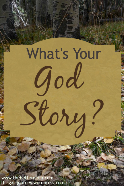 What's Your God Story