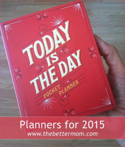 2015 Pocket Planner