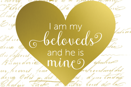 I am my beloveds Valentine Free Printable