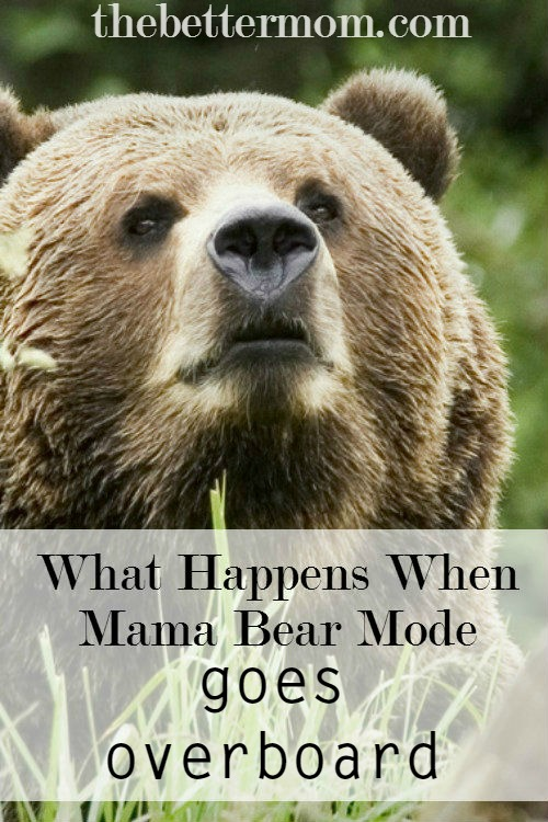 Are you a mama bear who has been known to be (ahem) out of control? We all need help remembering God has our kids in his care- here are 5 promises to help!