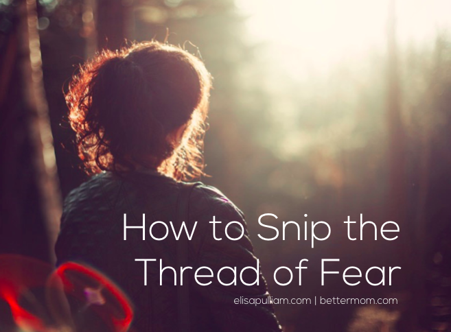 Has your mothering journey been marred by fear? The common thread of fear can control us, even when our heart's desire is to walk by courageous faith. Don't let a focus on safety, security and risk prevention hold you back from experiencing and engaging in life giving and life changing opportunities. Are you ready to walk in freedom?