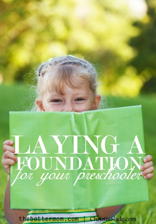 Have a preschooler? Just what do these little guys need to thrive each day ? These years are so important as they set up the rest of their childhood habits- here's how to create environments and activities that nourish their hearts and minds of.