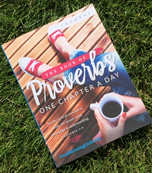 AVAILABLE NOW! The Proverbs Journal