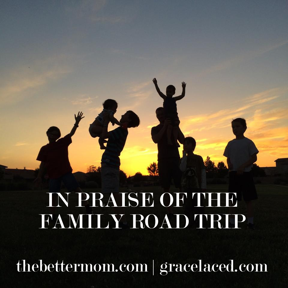 Considering taking on the adventure and mayhem of a family roadtrip this summer? Before you decide whether or not to pack your bags, consider what else you'll be taking along: opportunities for family growth and incredible memories... Even when the going gets tough. It's time to hit the road!