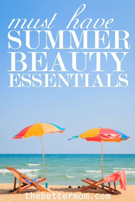 Do you want to look beautiful with less hassle, protect yourself and your family from the sun and just have some fun with beauty this summer? We have everything you need in our summer essentials list!